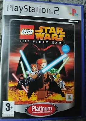 £4.49 • Buy LEGO Star Wars The Video Game - Sony PS2 Playstation 2 (2005) - Complete