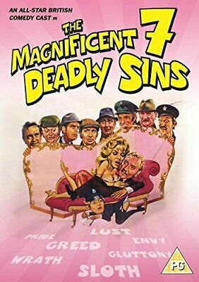 £6.79 • Buy The Magnificent 7 Deadly Sins. Dvd. Region Free. Leslie Phillips. Spike Milligan