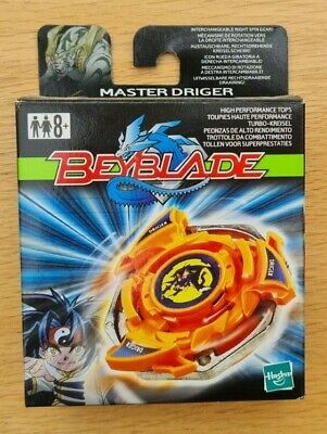 £28 • Buy Vintage Master Driger 1st Generation Beyblade Boxed & Complete With Instructions