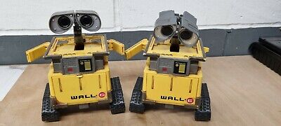 £14.95 • Buy 2 X Disney Wall-E Pop Up Transforming Thinkway Toys Spares Or Repair