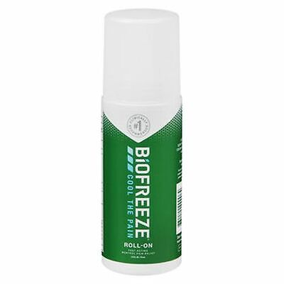 £15 • Buy Biofreeze Pain Relieving Roll-On 2.5 Oz By Biofreeze