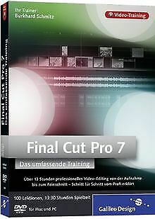 £2.47 • Buy Final Cut Pro 7 - Umfassendes Training: Übe...   Software   Condition Acceptable