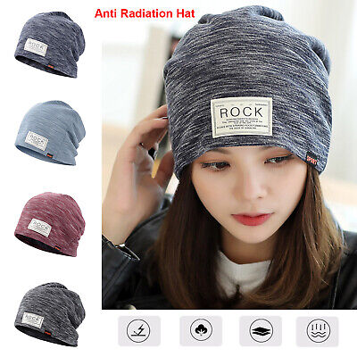 £18.13 • Buy Anti Radiation Cap Multicolor EMF Protection Hat RF/Microwave Protection Beanie