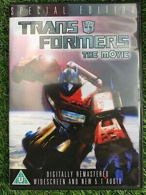 £3.49 • Buy Transformers The Movie - Special Edition [1986] [DVD] [Animated] -DVD Widescreen