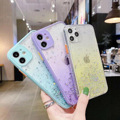 AU8.59 • Buy Phone Case For IPhone 12 11 Pro X XR Shockproof Soft TPU Clear Protective Cover