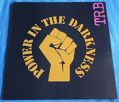 £21.98 • Buy Tom Robinson Band-Power In The Darkness 12'' LP 1978 Greece Stranglers *MINT*