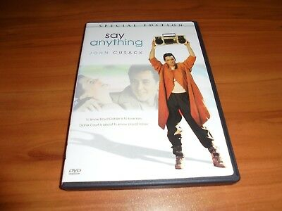 AU7.66 • Buy Say Anything (DVD, 2006, Special Edition, Widescreen)