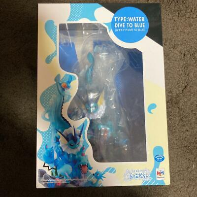 $200.26 • Buy Pre-order G.E.M.EX Series Pokemon Water Type DIVE TO BLUE Approx. 220mm Figure