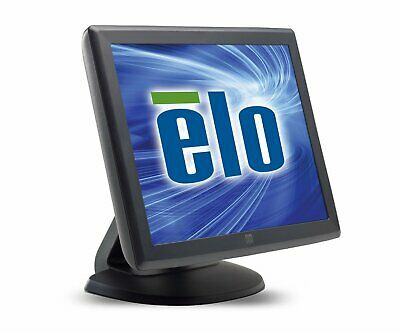 £130.21 • Buy Elo TouchSystems ET1515L-AUWC-1-GY-G 15  LCD Touch Monitor With BASE