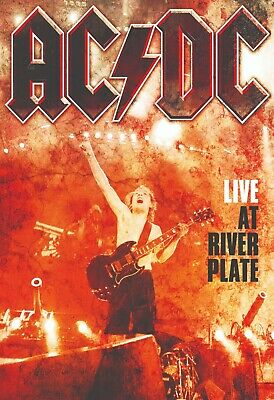 $4.99 • Buy AC/DC Reproduction 4  X 6  Mini Concert Poster Free Top Loader