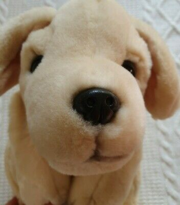 £8 • Buy Keel Labrador Dog Soft Toy Plush 12  Simply Soft Collection