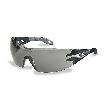 £4 • Buy Uvex Pheos Tinted Safety Glasses
