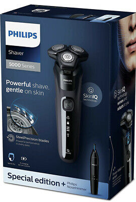 £109.98 • Buy Philips Series 7000 Electric Wet And Dry Shaver, 360° Flexing Heads - S7786/50
