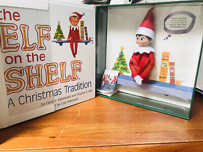 AU15 • Buy Elf On The Shelf  Tradition Book And Toy