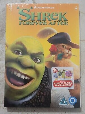 £2.48 • Buy Shrek Forever After (DVD) -RARE LIMITED EDITION!! **BRAND NEW & SEALED**
