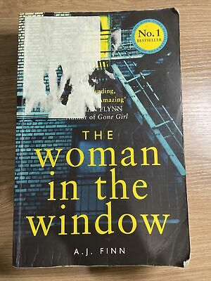 AU12.50 • Buy The Woman In The Window - Paperback Book - FREE SHIPPING AU