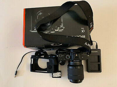 AU1531.19 • Buy Sony Alpha A7 II Full Frame With 28-70 Mm Lenses, Charger, Case And Original Box