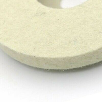 £4.59 • Buy For Angle Grinder Wheel Buffing Polishing Wool Felt Pad Rotary Tool Accessories