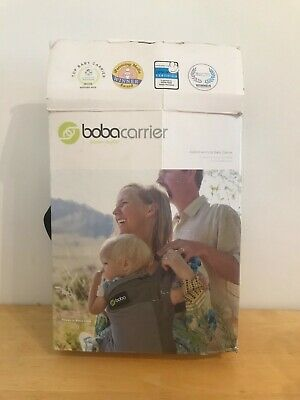 £30 • Buy Boba Baby Carrier Black , Birth To Four Years
