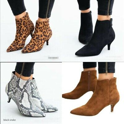 £19.99 • Buy Ladies Womens Military Boots Army Combat Ankle Lace Up Flat Biker Zip Shoes Size