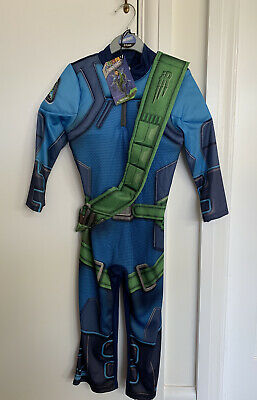 £5 • Buy Thunderbirds Are Go Virgil Tracy Fancy Dress Outfit Age 3/4 - Unworn