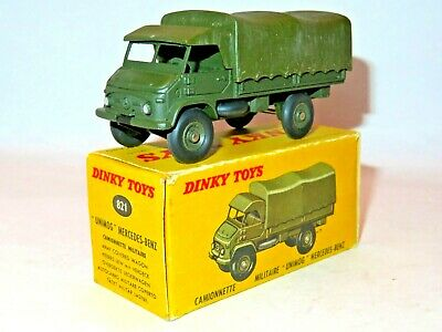 £58.99 • Buy French Dinky 821 Camion Unimog. Near Perfect Model In Good Clean Picture Box.