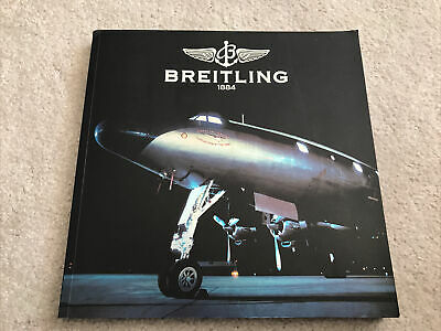 £10 • Buy Breitling Chronolog 06 Watch Catalogue