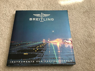 £10 • Buy BREITLING Chronolog 07 Catalogue And Price List