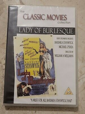 £1.89 • Buy Lady Of Burlesque (DVD) **BRAND NEW & SEALED** -FAST DESPATCH