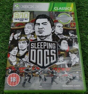 £3.99 • Buy Sleeping Dogs (Microsoft Xbox 360) (2013) PAL UK FREE DELIVERY