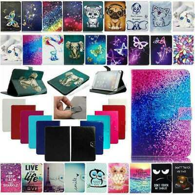 AU16.99 • Buy For LASER 7.0 10 Inch Tablet 1087   787   786 Universal Leather Stand Case Cover