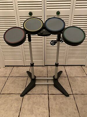 £50.92 • Buy ROCK BAND Harmonix Wired Drum Set Playstation 3 PS3 PS4 Model 822148 No Sticks