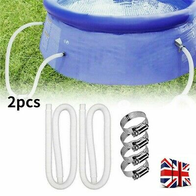 £7.66 • Buy Intex Accessory Hose 32mm Swimming Pool Tools For Pump/Filter/Heater Pipe X 1.5M