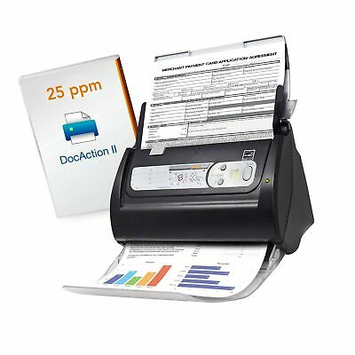 £187.27 • Buy Plustek PS186 High Speed Document Scanner, With Auto Document Feeder (ADF). F...