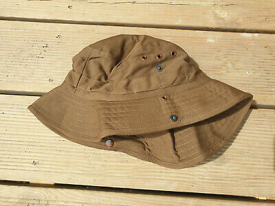 £22.50 • Buy South African Sadf Nutria Brown Bush / Boonie Hat Size 61 X Large Size Specifico