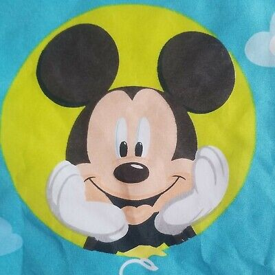 £28 • Buy Disney Mickey Mouse Clubhouse Curtains Character World Mickey Mouse Puzzled 72