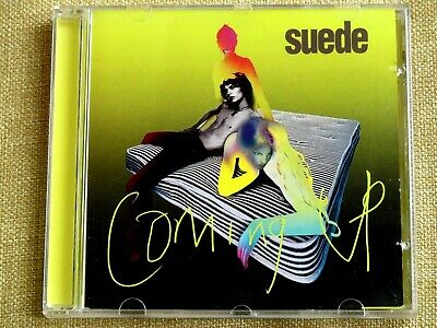£2.30 • Buy Suede - Coming Up : 1996 Nude Records CD