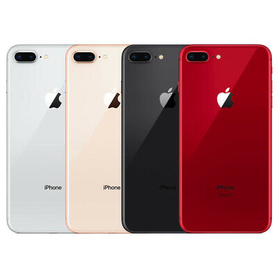 £329.99 • Buy NEW Apple IPhone 8 Plus 64GB Red, Silver, Gold, Space Grey Network Unlocked
