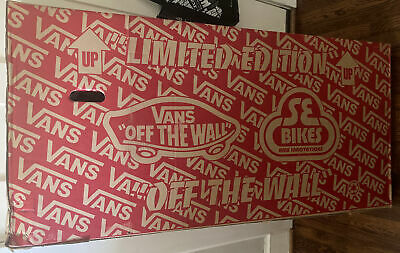 """£1442.46 • Buy Vans X SE Bikes PK Ripper Looptail 20"""" Limited Edition 250 Made *SHIPS TODAY*"""