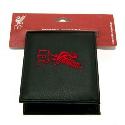 £13.95 • Buy Liverpool FC Embroidered Crest Black Faux Leather Wallet Official Merchandise