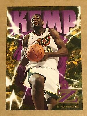 AU3 • Buy Shawn Kemp Nba Cards Base Subsets Sonics Cavaliers Blazers - Pick From List