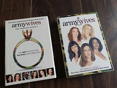 £6.59 • Buy Army Wives: Complete First & Second Season [DVD] [Region 1][NTSC], DVD,