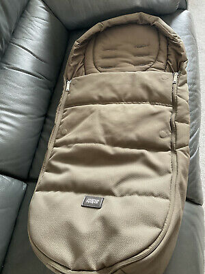 £45 • Buy Mamas And Papas Cold Weather Footmuff - Cosytoes - Buggy Snuggle - Olive Colour