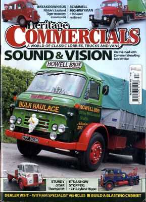 £6.99 • Buy Heritage Commercials Magazine 2014 Nov - Commers Howling 2 Stroke, Ford P100