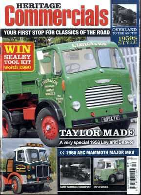 £6.99 • Buy Heritage Commercials Magazine 2011 Oct - Erf A Series, 1958 Leyland Beaver