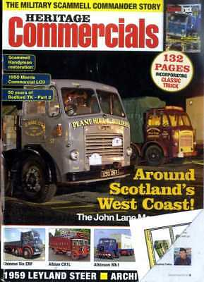 £6.99 • Buy Heritage Commercials Magazine 2010 Dec - Chinese Six Erf, Albion Cx1l