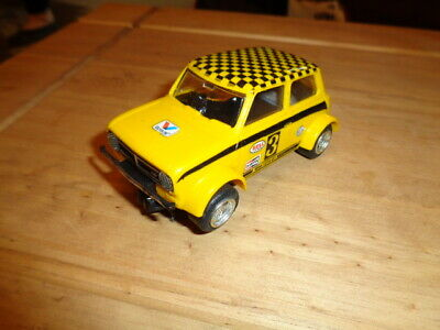 £16.50 • Buy Scalextric C0122 Mini Clubman 1275 GT Yellow - Lovely Condition