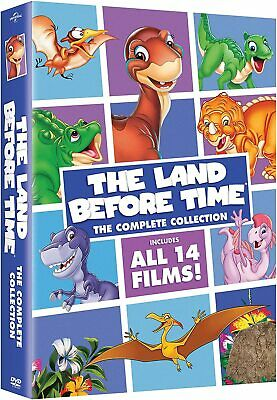 £23.74 • Buy The Land Before Time Complete All 14 Movies Films Season 1-14 DVD Box Set New