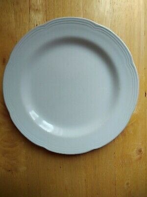£4.99 • Buy Vintage Delphatic Blue Barratts England Side / Small Plate Pale Blue/Grey