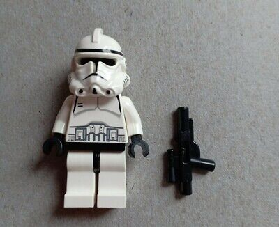 £5.99 • Buy Lego Star Wars Clone Trooper From Set 7655 And 7261